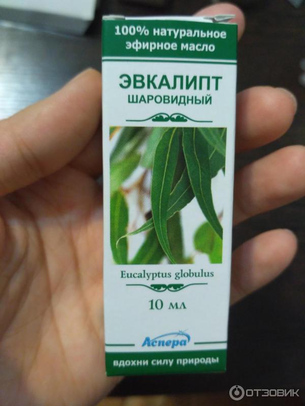Бальзам при насморке: эфирные масла против заложенности носа.