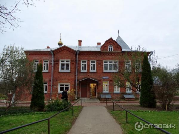 Монастырь Шамордино (Россия, Калужская область) фото
