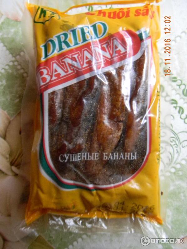 Бананы калорийность 100 грамм сушеные