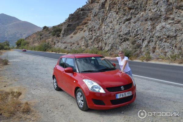 Греция аренда автомобиля отзывы