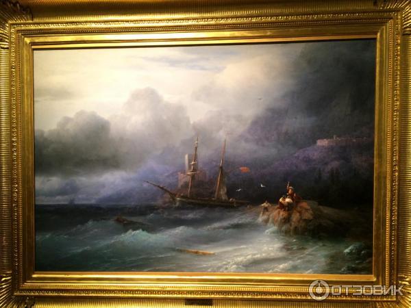Знаменитый художник-маринист иван айвазовский давал званый обед по случаю пятидесятилетия своей творческой деятельности.