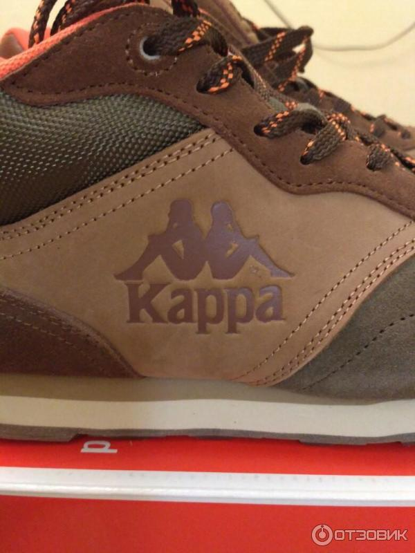 3321aad5 Отзыв о Кроссовки мужские Kappa Authentic Run Mid | Очень ...