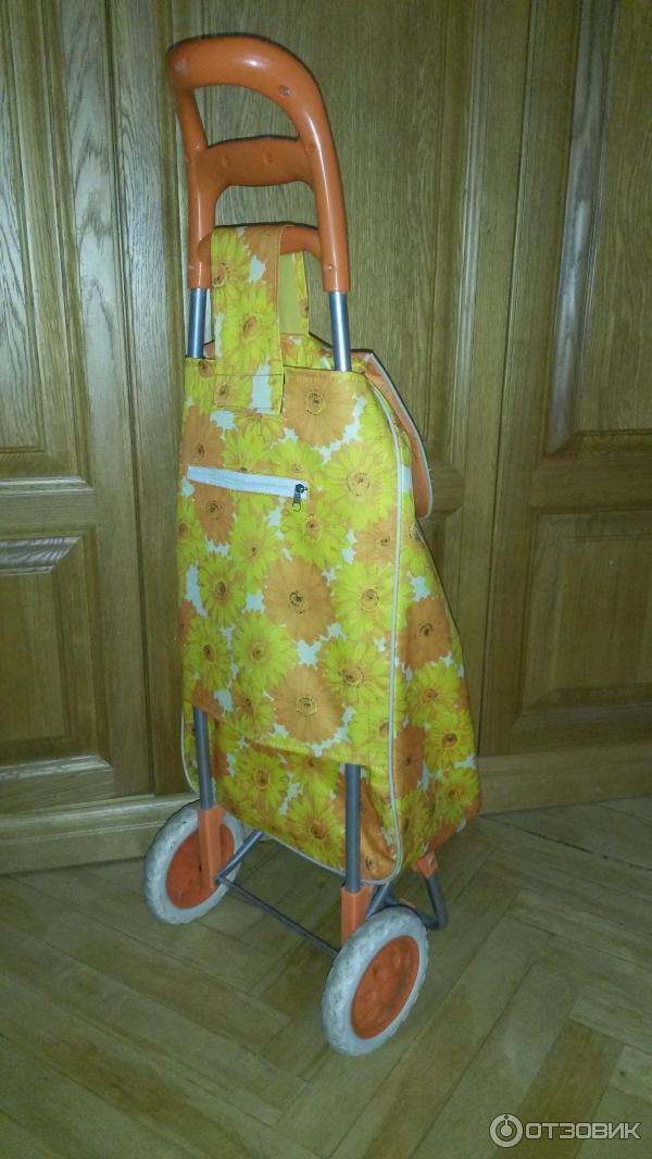 Сумка-тележка хозяйственная а размеры: бесплатная доставка 31 заказы  тележка-сумка жар птица размеры: ей возраст уже не позволяет тяжести таскать.