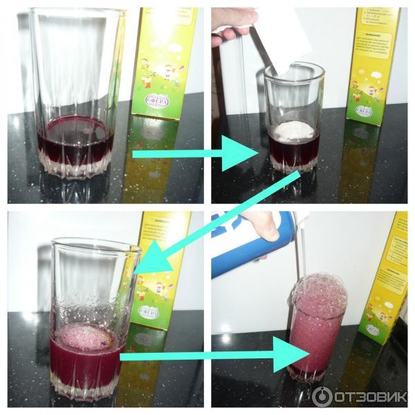 Как делать кислородные коктейли в домашних условиях 121