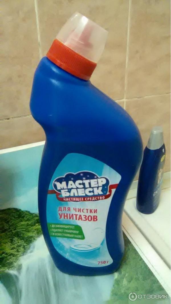 Средства для чистки унитаза своими руками 37