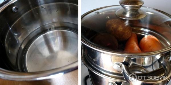 Что можно приготовить в кастрюле-пароварке в Оханске,Мельниково,Сенгилее