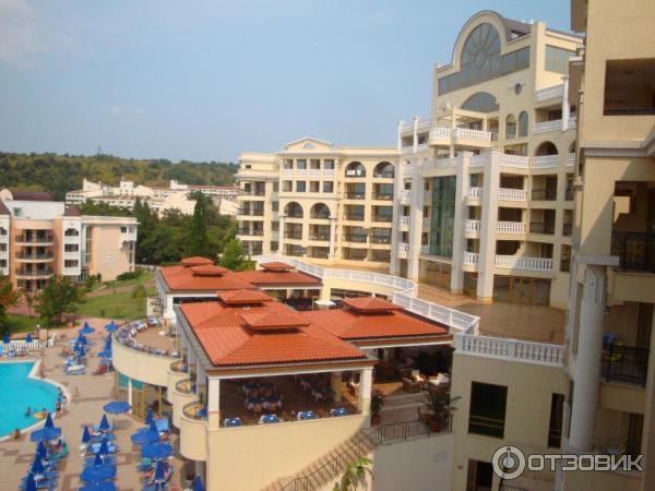 Шикарные отели болгарии