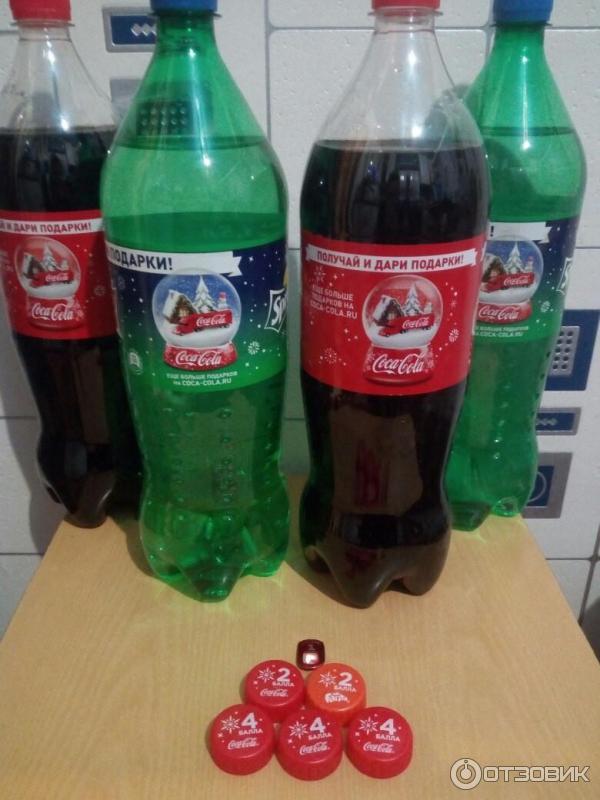 Coca cola ru акция 2018 какие подарки плеер 16