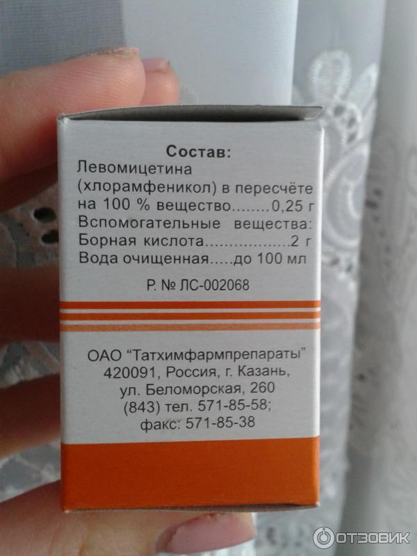 Использование антибиотиков после соока годности