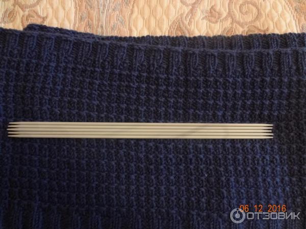 Отзывы о спицах для вязания 47