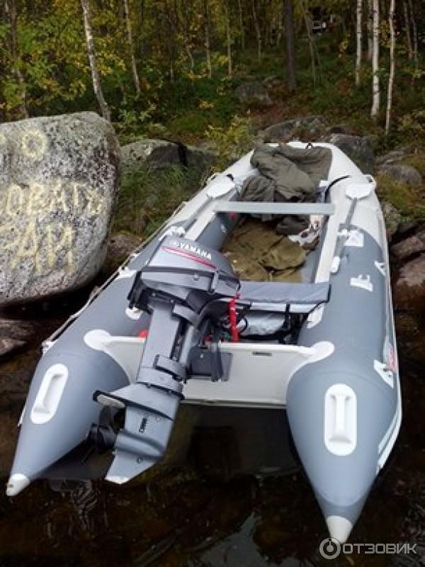 давление в лодке badger