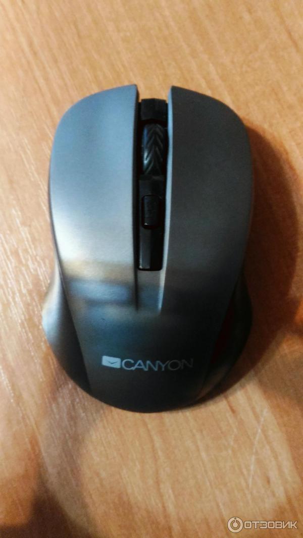 Беспроводная мышь Canyon