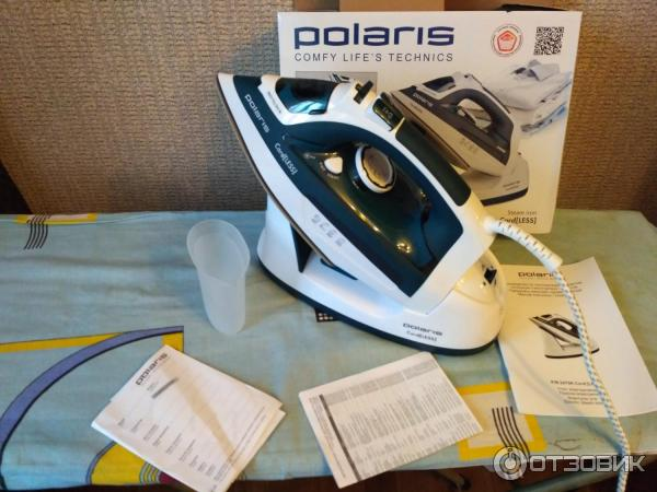 Polaris утюг инструкция по применению