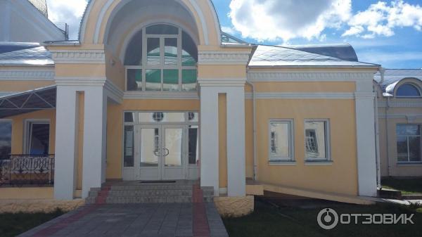 Мужской монастырь Спаса Нерукотворного пустынь (Россия, Клыково) фото