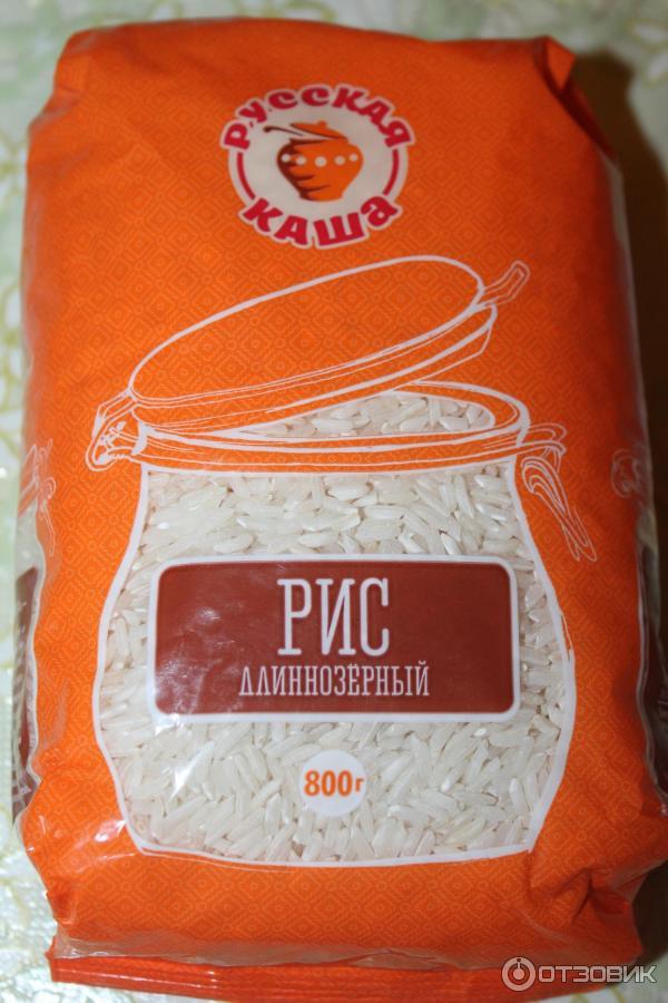 варить рис длиннозерный кашу