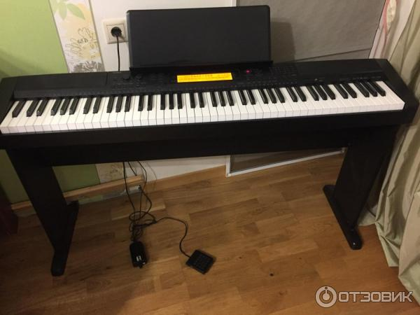 Casio CDP-100 Цифровое пианино Б/У купить по низкой цене