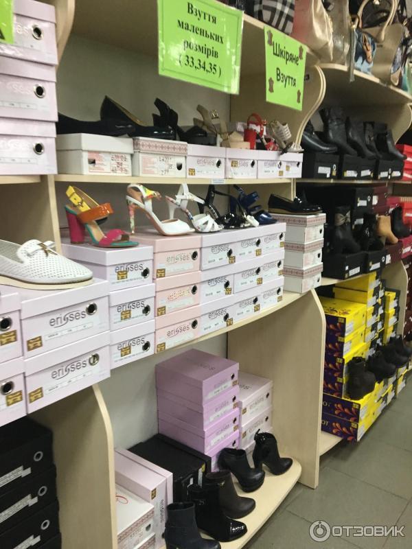 Отзыв о Магазин обуви и аксессуаров