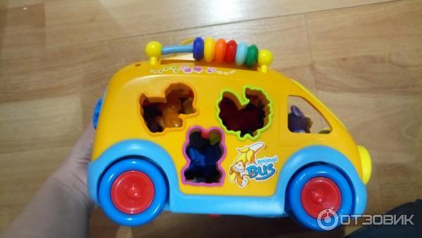 """Отзыв о Игрушка Play Smart """"Задорный автобус"""" Лучший подарок мальчику от 6 месяцев"""