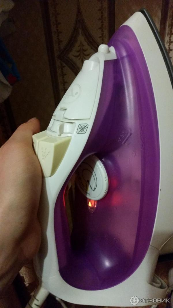 Как почистить утюг тефаль внутри в домашних условиях 304