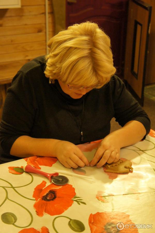 Мастер класс детям изготовление пряников