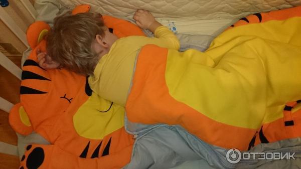 Мобильная детская постель Слипик Зоосад