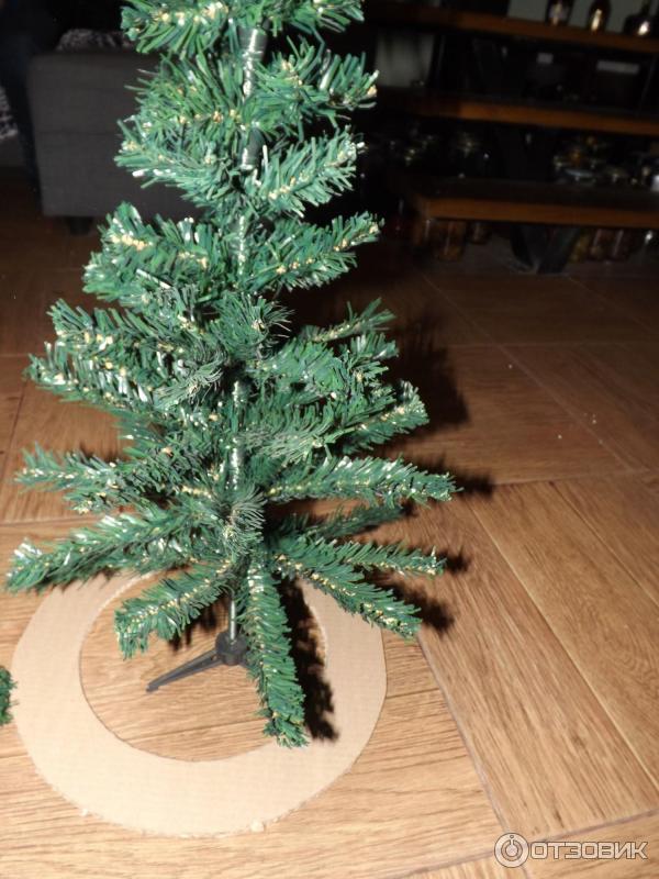 Как сделать елку искусственную в 569