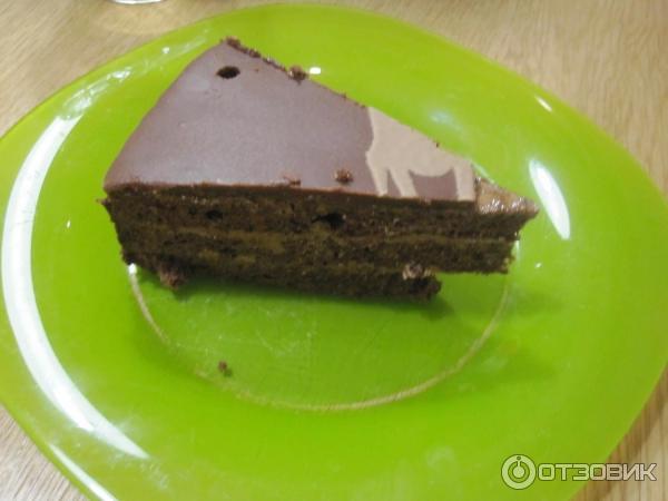 Торт пражский рошен фото