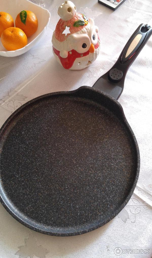 Сковорода для блинов фиссман отзывы