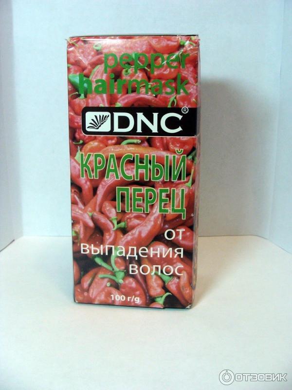 Dnc красный перец для волос от выпадения отзывы