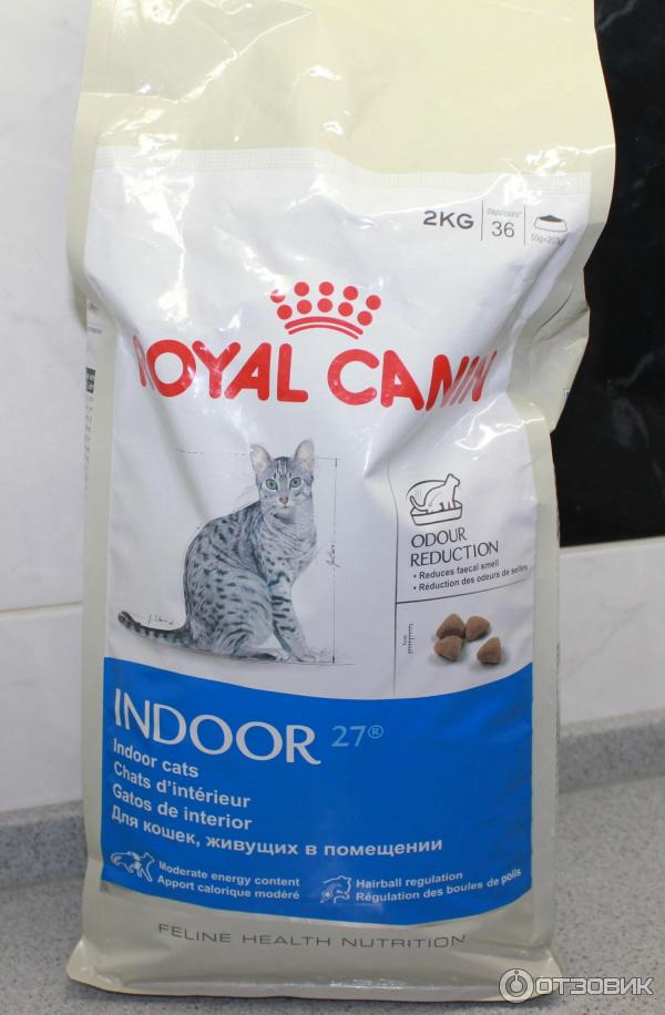 Корм royal canin каталог