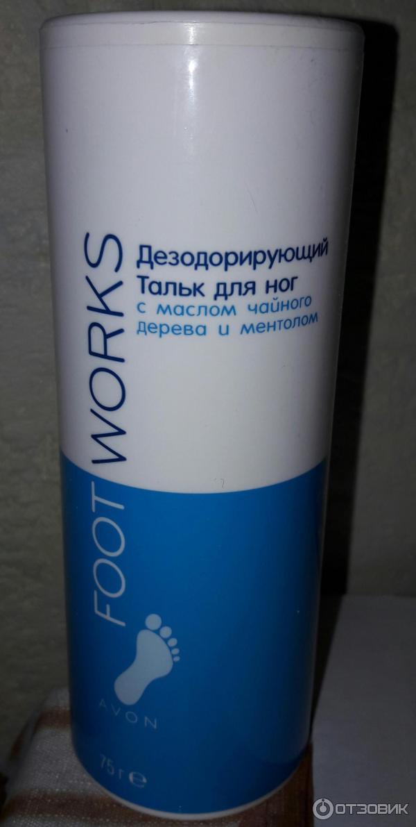 Дезодорант тальк