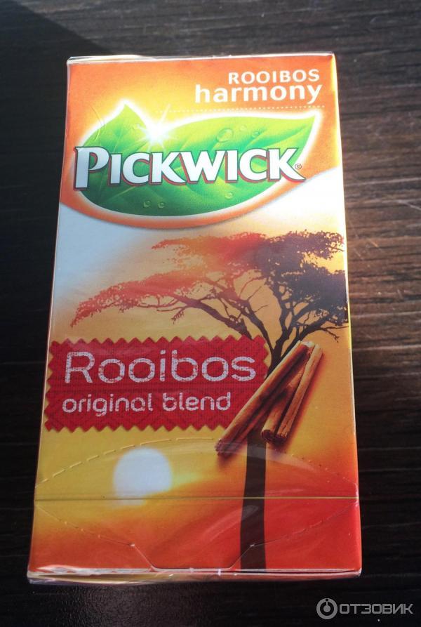 Ройбос чай это