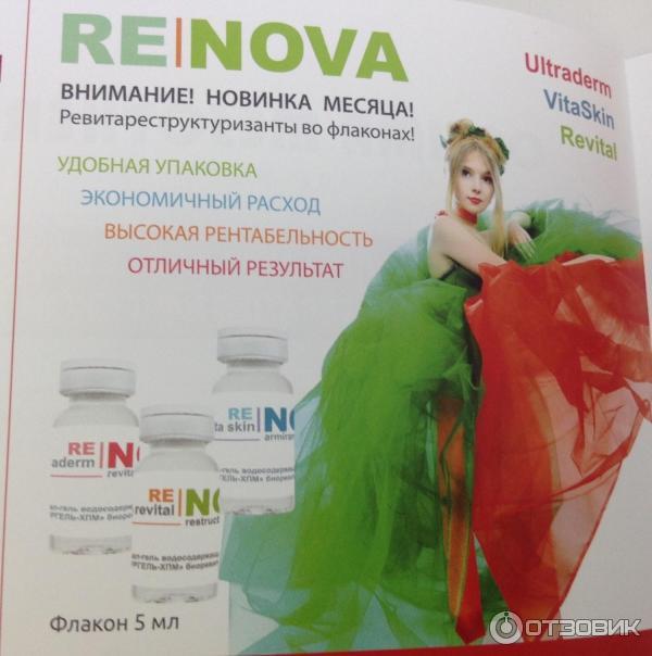 Renova биоревитализация