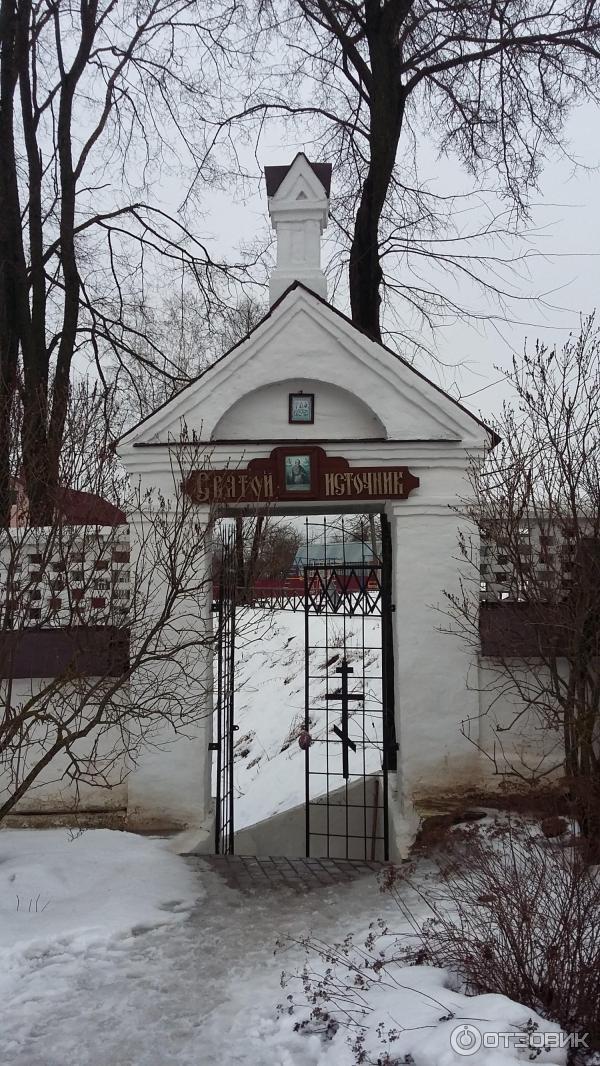 Свято-Николаевский Черноостровский женский монастырь (Россия, Калужская область) фото