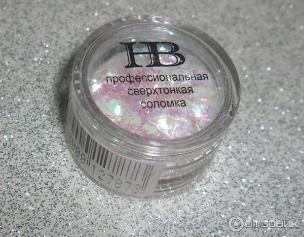 Профессиональная сверхтонкая соломка HB фото