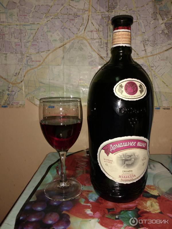 Как в домашних условиях сделать вино и винограда изабелла