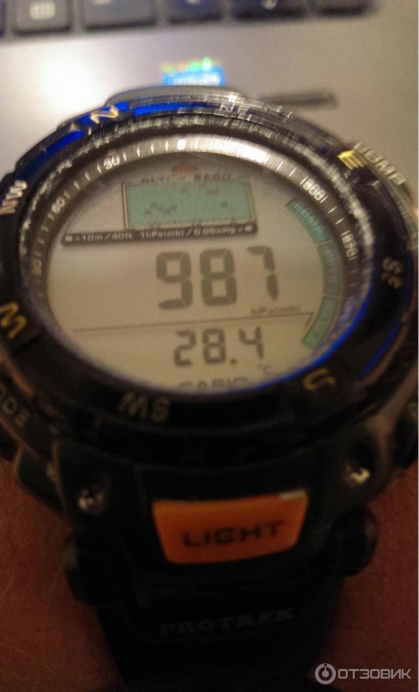 PRO TREK Timepieces CASIO