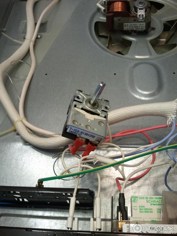Ремонт термостата духовки своими руками 35