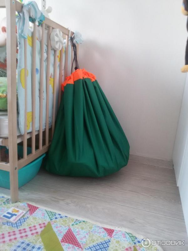 Как сшить мешок для игрушек своими 837