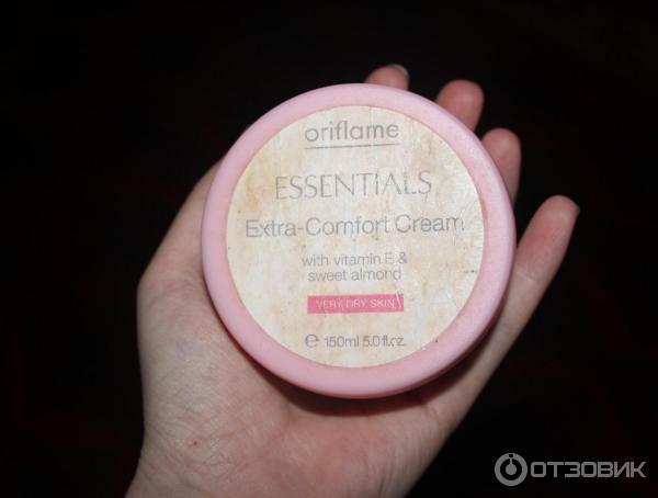 essentials-extra-comfort-cream-oriflame-otzivi