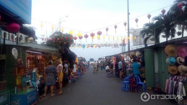 Ночные рынки в нячанге