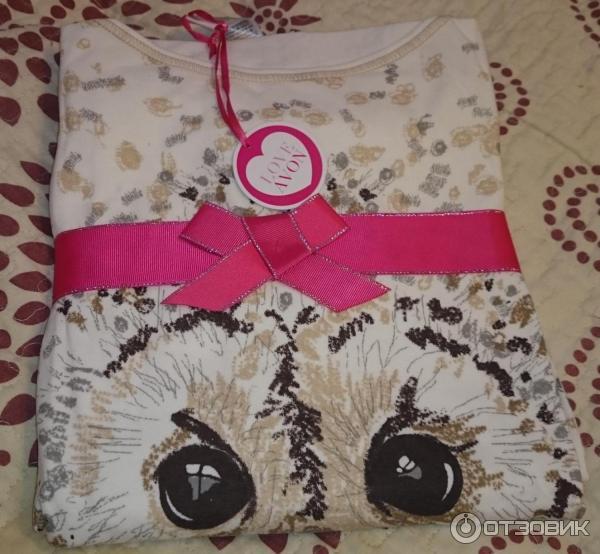 Отзыв о Женская пижама Avon  80d1eadf11fbc