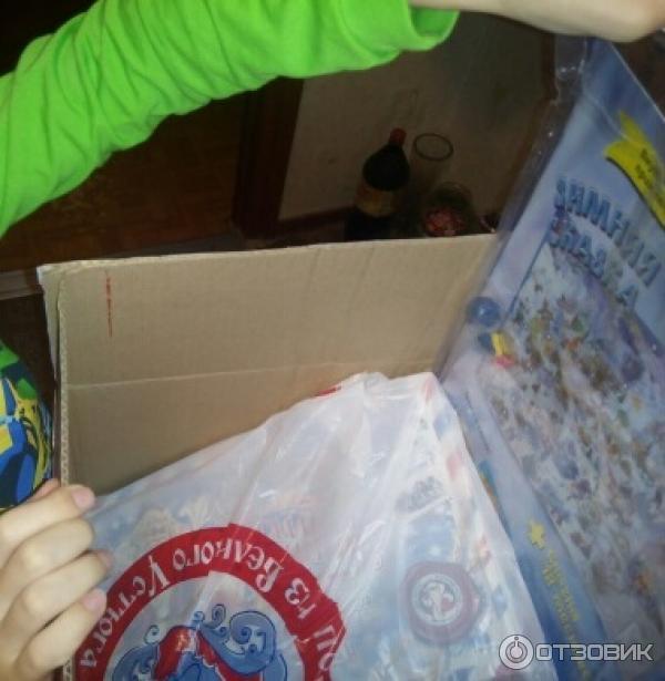 Почта Деда Мороза (Россия, Великий Устюг) фото
