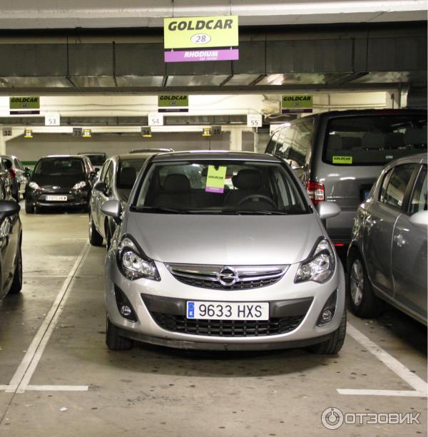 Прокат авто в испании аликанте