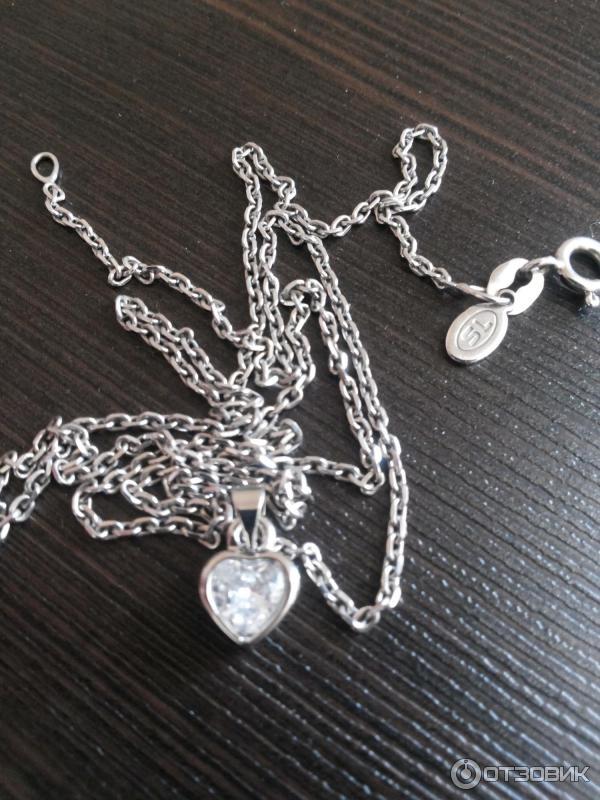 Подвески в подарок от санлайт серебро ли 32