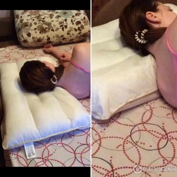 ЭКО-подушка