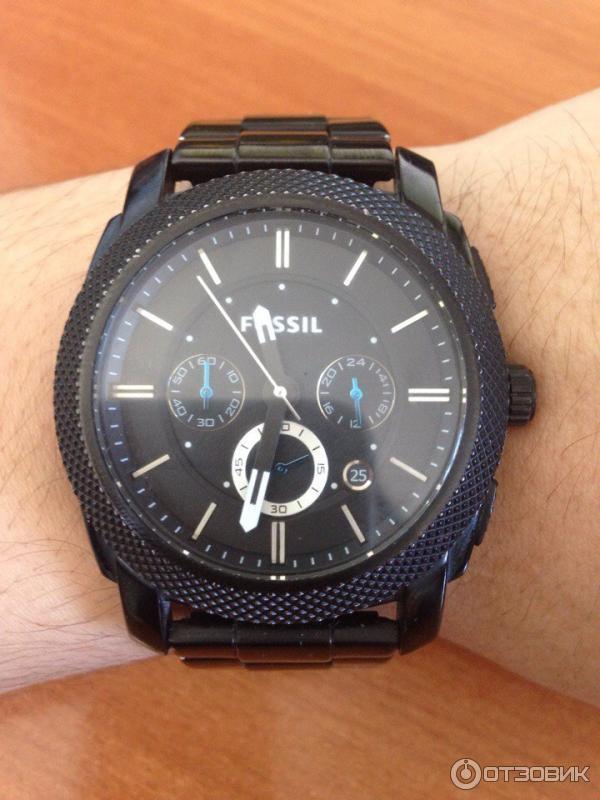Часы фирмы fossil ручные мужские