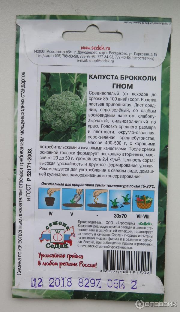 Капуста брокколи ф1 мачо выращивание 44