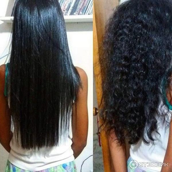 Кератиновое выпрямление волос coffee premium