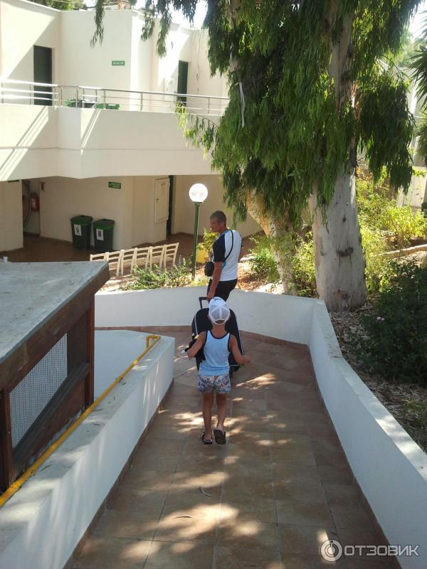 Отель park beach 3 лимассол кипр